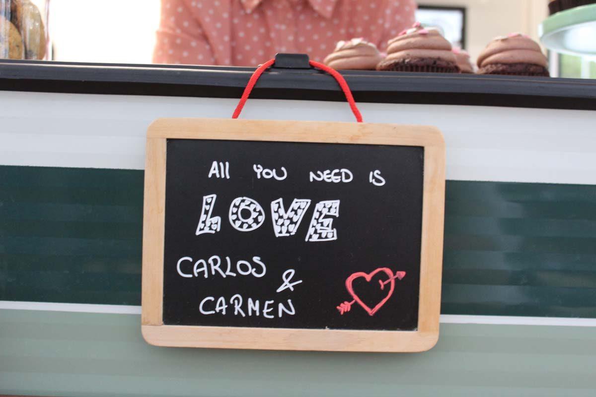 Boda Carlos y Carmen