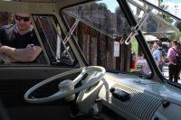 Interior furgo Volkswagen Rin Ran Market