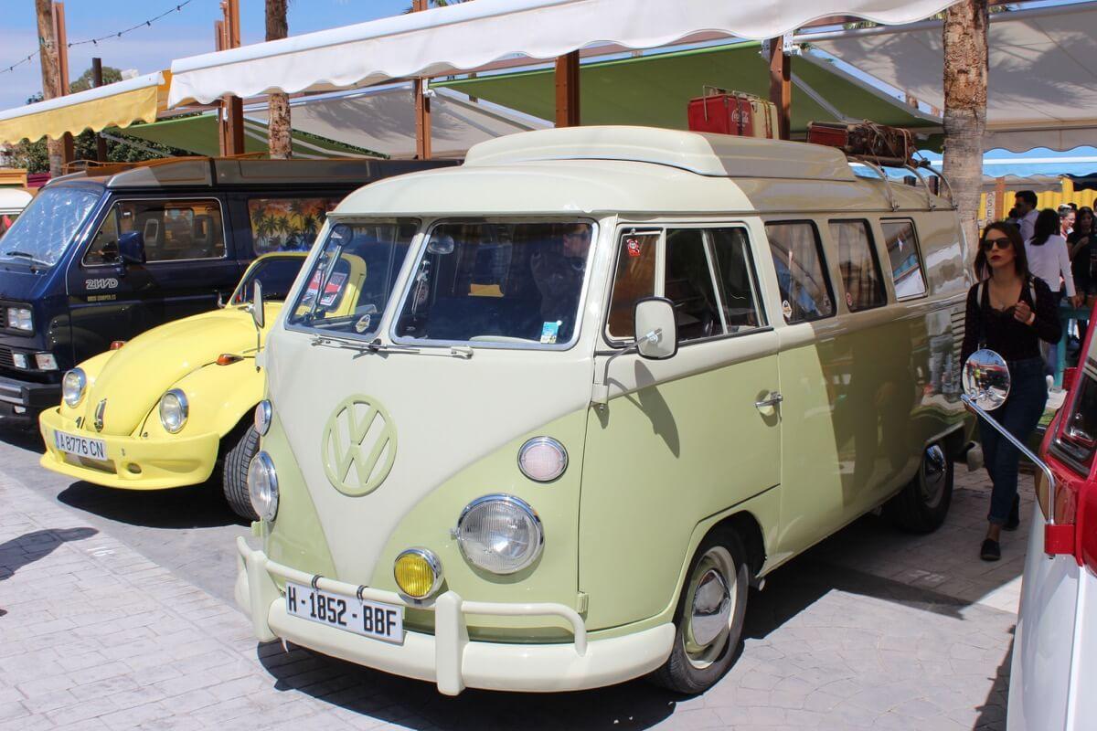 Furgo Volkswagen T1 Rin Ran Market
