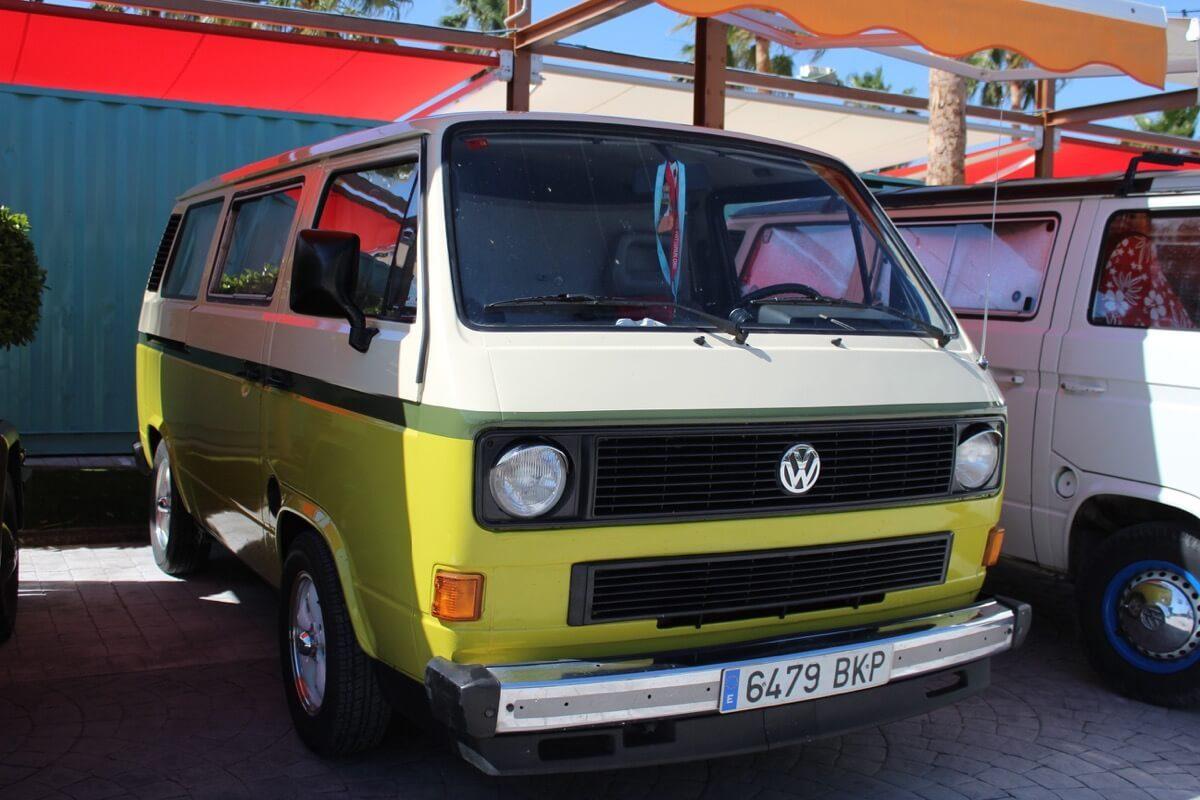 Furgo Volkswagen T3