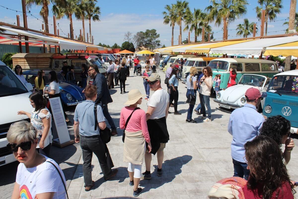 Concentración Volkswagen Rin Ran Market