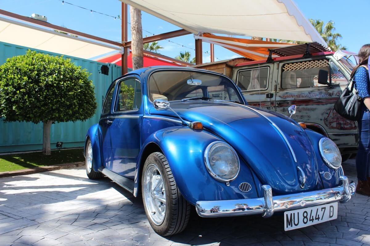 Volkswagen Escarabajo en Rin Ran Market