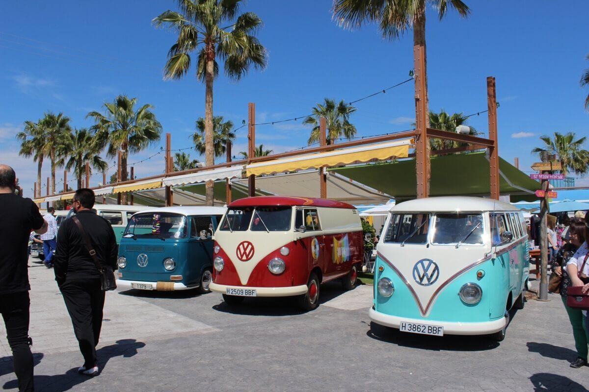 Furgos Volkswagen Rin Ran Market