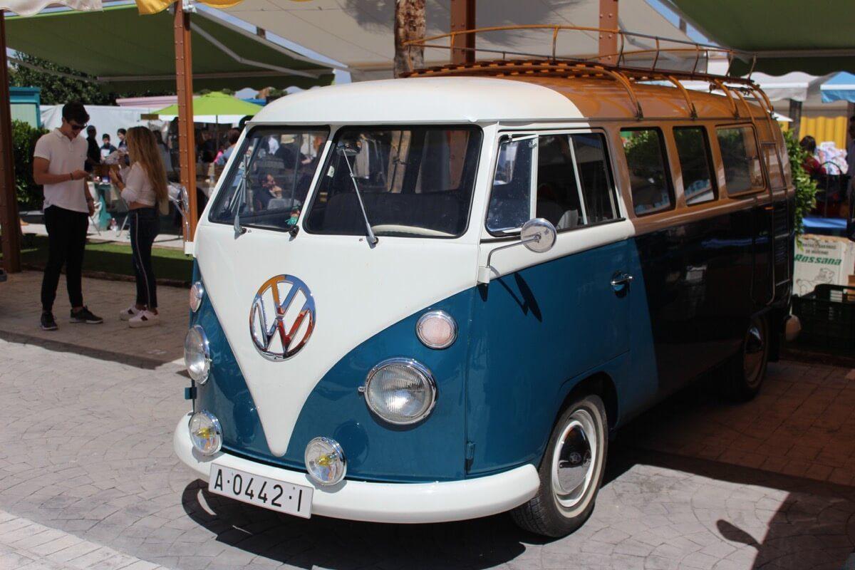 Furgo Volkswagen T1