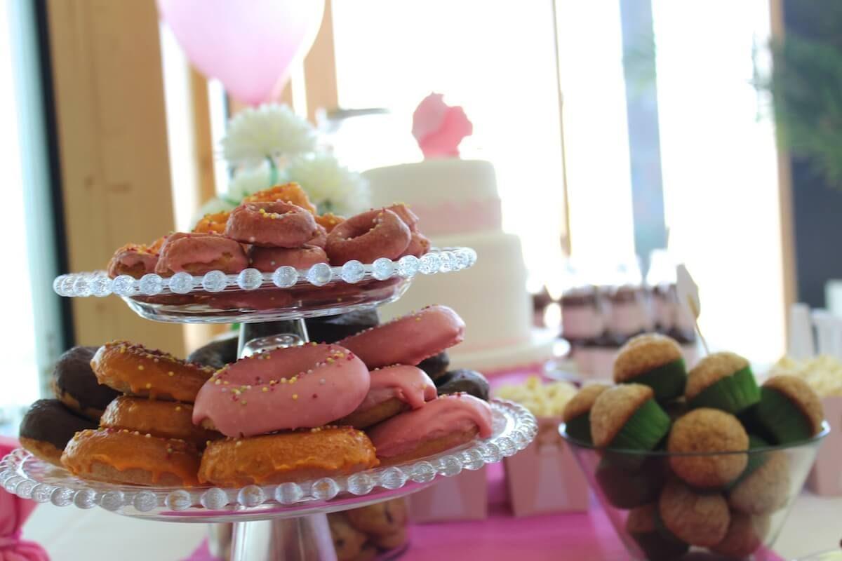Donuts y mini donuts