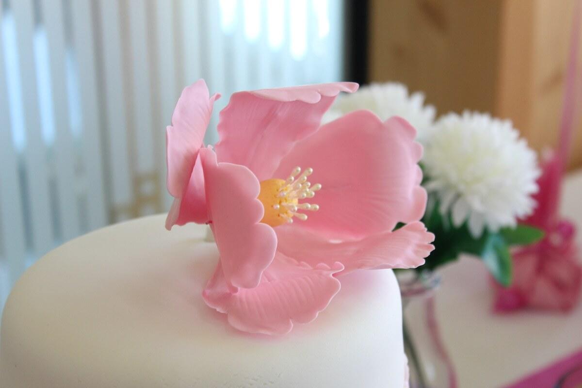 Flor de azúcar