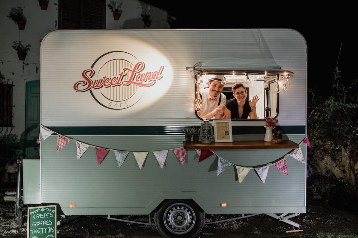 Sweetland Café en Finca El Belón