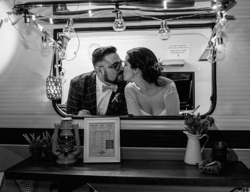 La boda mágica de Alba & Rubén
